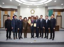 [칠곡]김세균 칠곡군의회 의원, 경북의정봉사대상 수상