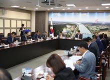 [칠곡]칠곡군,'2019년 정부합동평가 대비 1차 추진 상황 보고회'개최