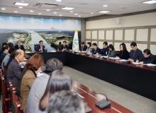 [칠곡]국별 현안업무 보고회 개최